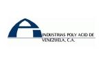 INDUSTRIAS POLY ACID DE VENEZUELA CA