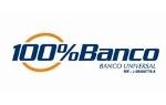 100% Banco, Banco Universal