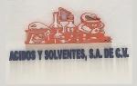 Acidos y Solventes, SA de CV