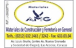 MATERIALES AMG