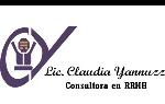 Lic. Claudia Yannuzzi Cons. en RRHH