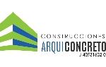 CONSTRUCCIONES ARQUICONCRETO