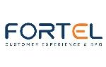 Logo de Fortel Customer Experience & BPO