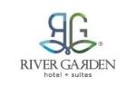 Logo de RIVER GARDEN HOTEL + SUITES